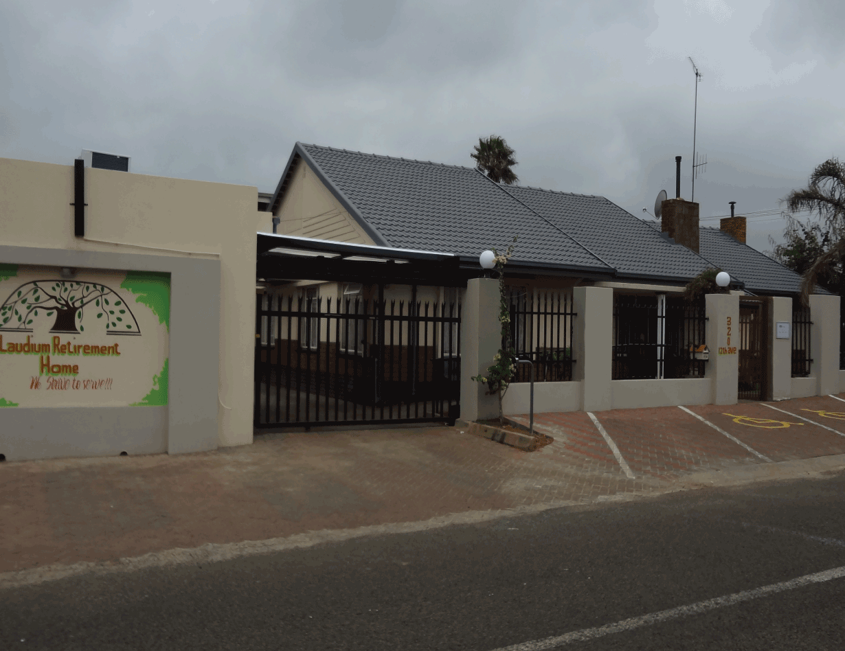 Laudium Retirement Home Premises